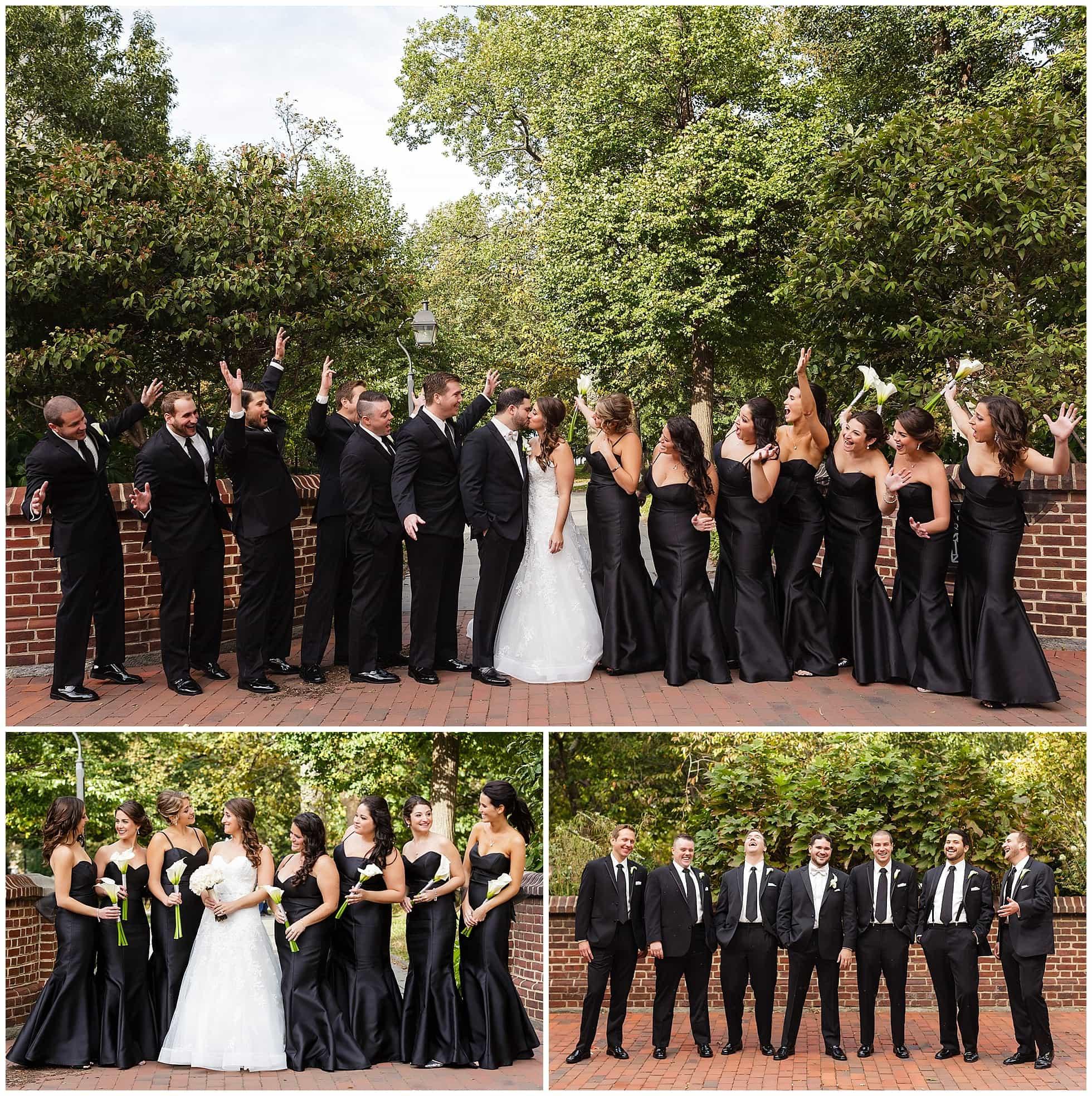 Black Tie Manhattan Wedding: Gorgeous Black Tie Wedding At Vie