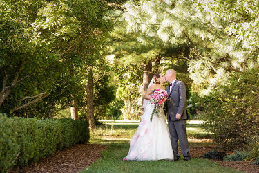 Ashley Gerrity Photography received a five star review for photographing this Harrisburg wedding.