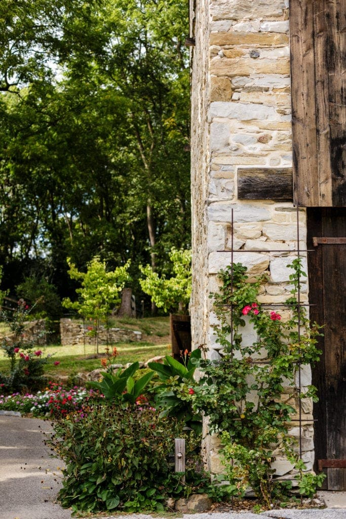 historical outdoor wedding venue valley forge