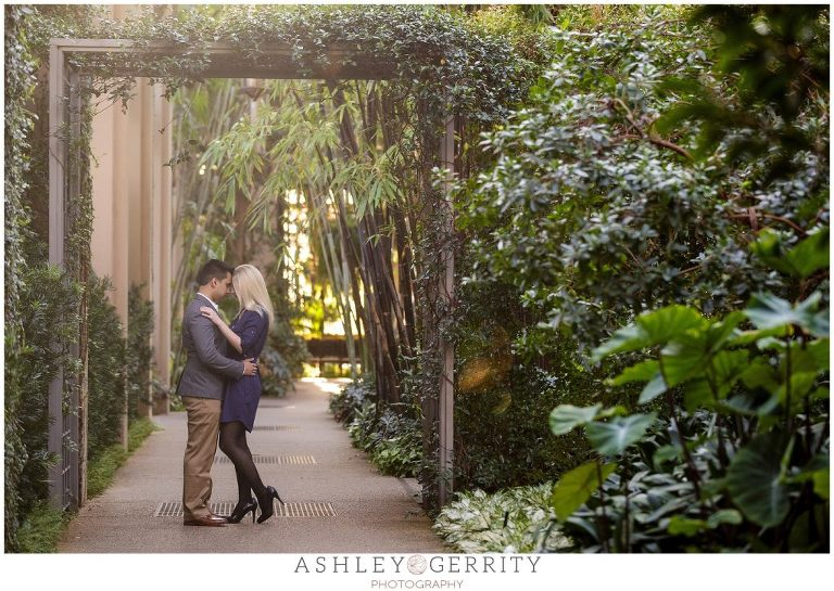 romantic engagement pictures, longwood gardens, conservatory, autumn, inspiration, engagement outfits