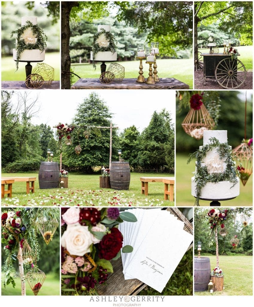 Editorial Styled Shoots & Wedding Inspiration From The
