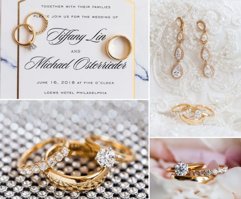 wedding details, weddings bands, gold wedding rings, marble wedding invitation,
