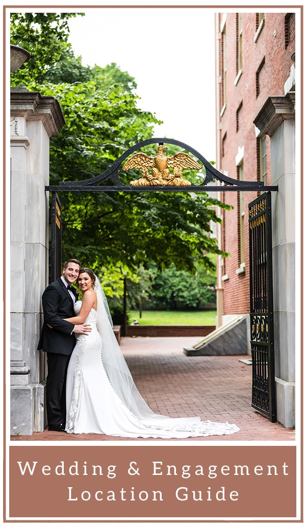 Philadelphia Wedding & Engagement Location Guides