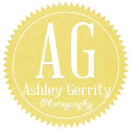 Ashley Gerrity Photography logo