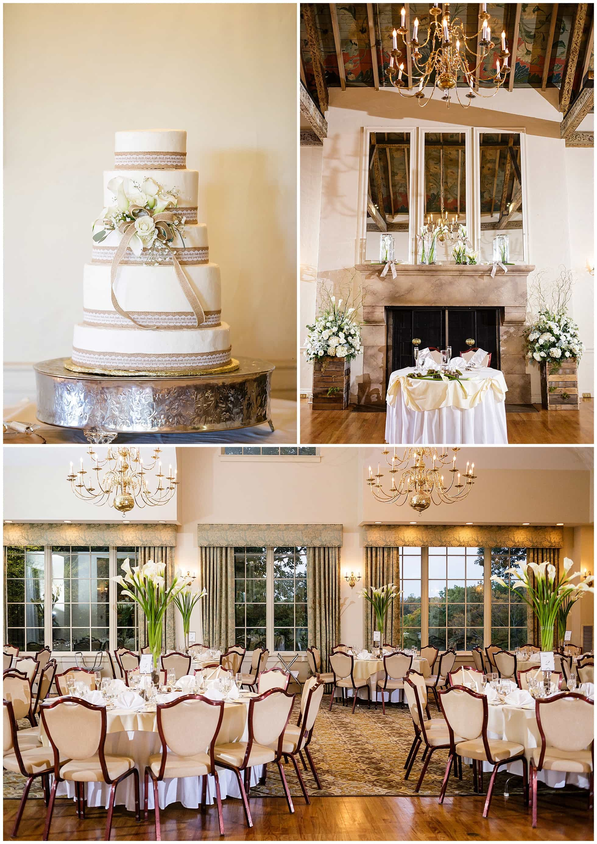 Huntingdon Valley Country Club Stunning All White And Green Wedding Details Decor Inspiration So Clic